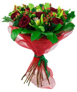 Buy Hint of Romance Bouquets of Flowers